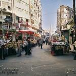 alexandria / aegypten 2006 / markt-strassenszene